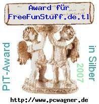Award: www.pcwagner.de -> Silber
